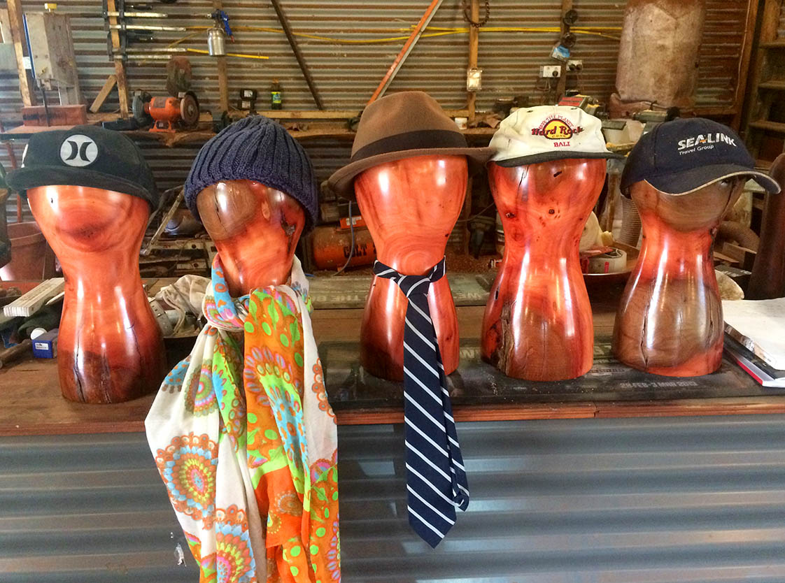 Scarf and Hat Holders