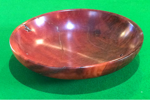 Condiments and Side Dish Red Gum Small Serving Bowls